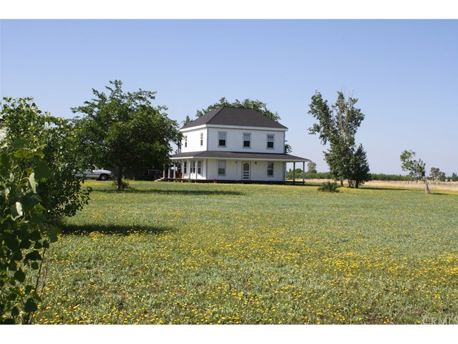 This country home sits privately on 10 acres in a very interesting location.